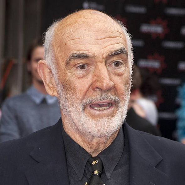 Sean Connery Sean Connery happy and healthy at US Open Celebrity