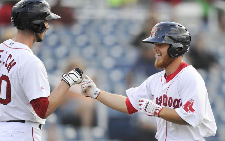 Sean Coyle (baseball) On Baseball Think Mookie now take a good look at Coyle
