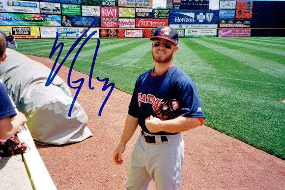 Sean Coyle (baseball) Autograph of the Week Sean Coyle Paul39s Random Baseball