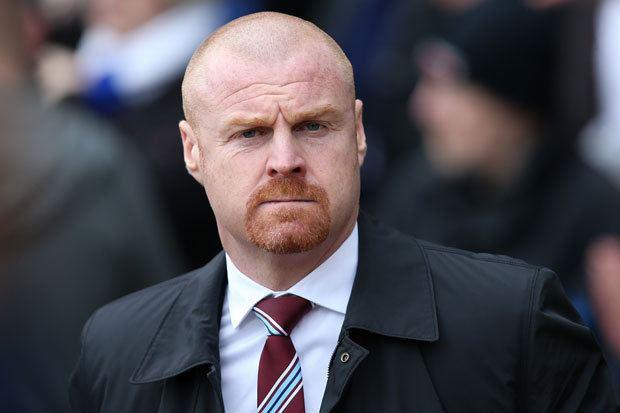 Sean Dyche Burnley boss Sean Dyche hopes to give Kasabian the blues