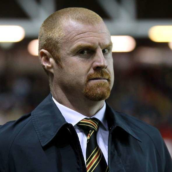 Sean Dyche Burnley appoint Dyche Football Sport Daily Express