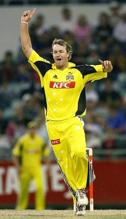 Sean Ervine (Cricketer)