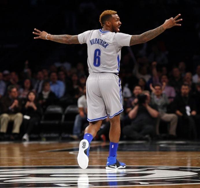 Sean Kilpatrick Brooklyn Nets Sean Kilpatrick Opens Up About Offseason