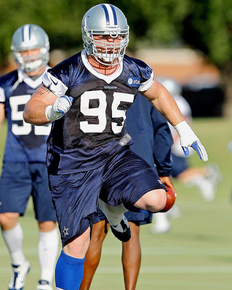 Sean Lissemore 17 Sean Lissemore Ranking the 2012 Dallas Cowboys