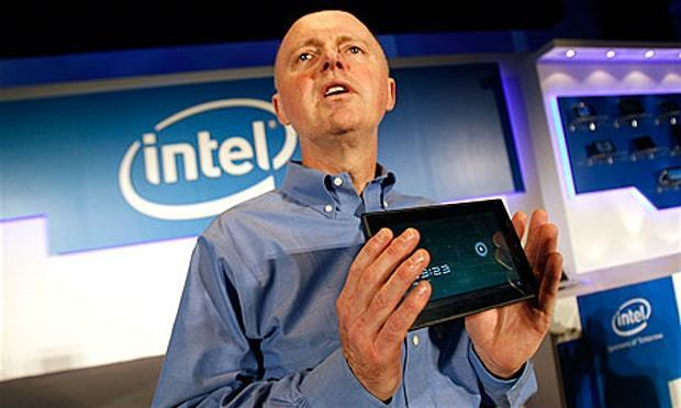 Sean Maloney (technology) Intel39s Ultrabook signals first steps into mobile