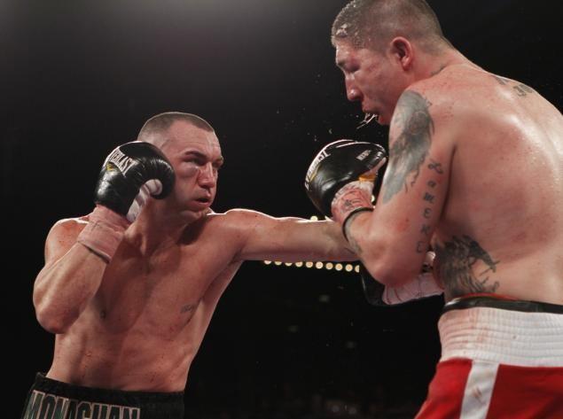 Sean Monaghan Monaghan KOs drug addiction alcoholism to help boxing