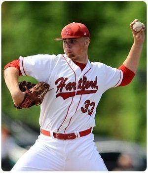 Sean Newcomb Hartford Hawks Athletics Sean Newcomb 2014 Baseball