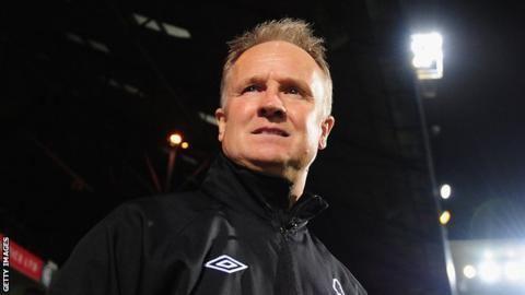 Sean O'Driscoll Nottingham Forest sack manager Sean O39Driscoll BBC Sport