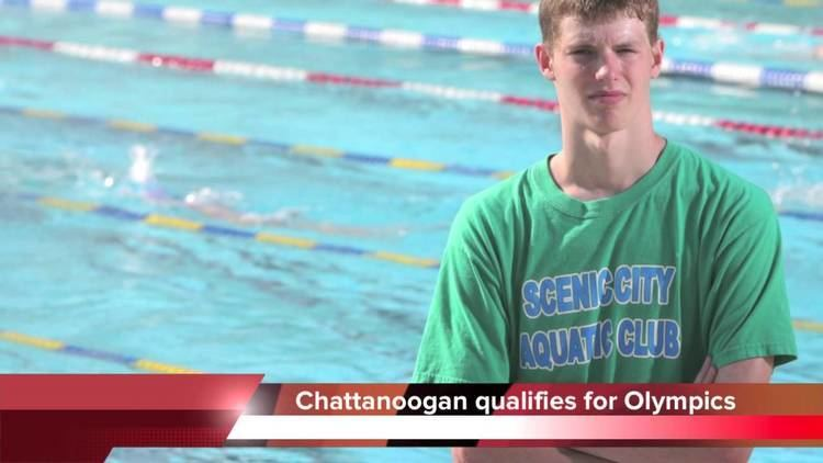 Sean Ryan (swimmer) Chattanoogan Sean Ryan qualifies for 2016 Olympics swimming YouTube
