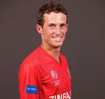 Sean Williams (cricketer) Sean Williams Cricket representing Zimbabwe Stats and