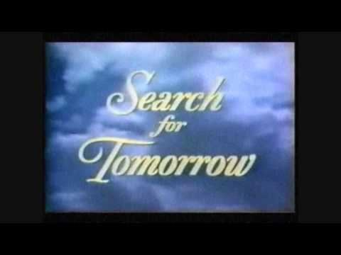 Search for Tomorrow Search for Tomorrow Opening titles 19511986 YouTube