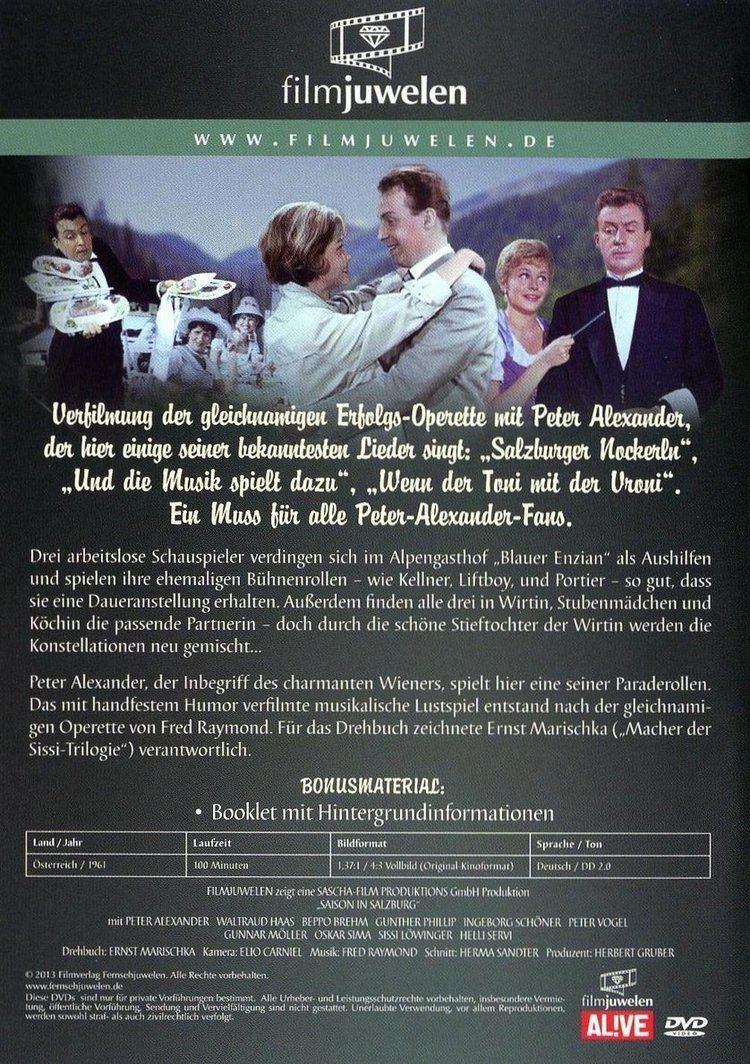 Season in Salzburg (1961 film) httpsgfxvideobusterdearchivevcWbFq0EfxSaCe