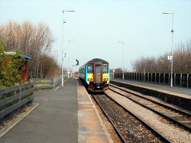 Seaton Carew railway station