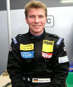 Sebastian Asch GTEinsCMS Sebastian Asch 2009 mit Porsche und Nissan