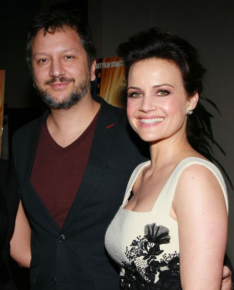 Sebastian Gutierrez Carla Gugino and Sebastian Gutierrez Photos Screening Of