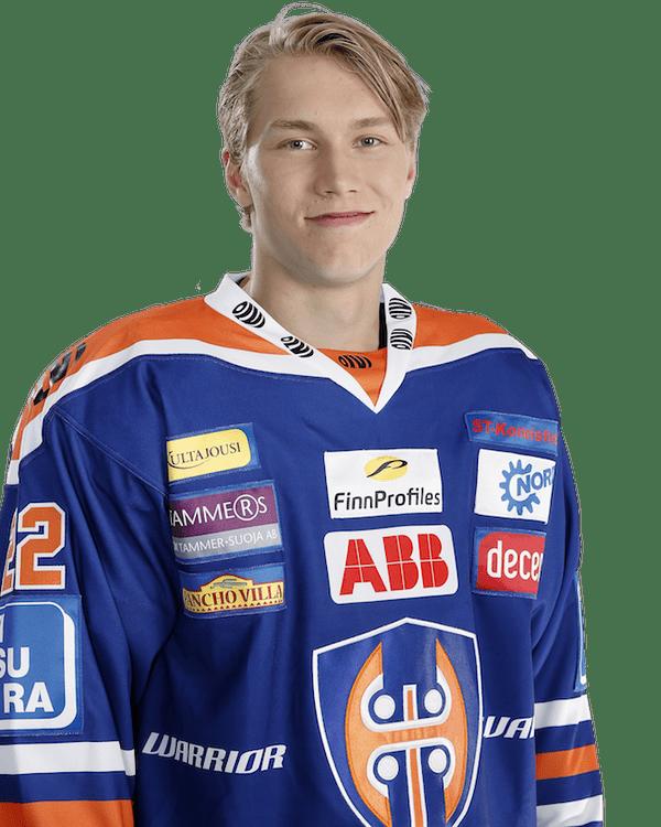 Sebastian Repo Tilastot 92 Repo Sebastian Liiga
