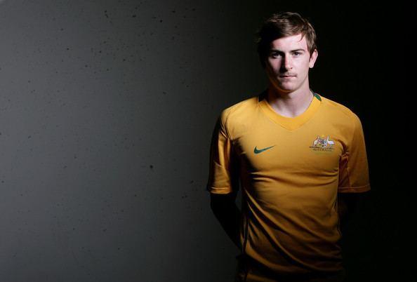 Sebastian Ryall Sebastian Ryall Pictures Young Socceroos Portrait