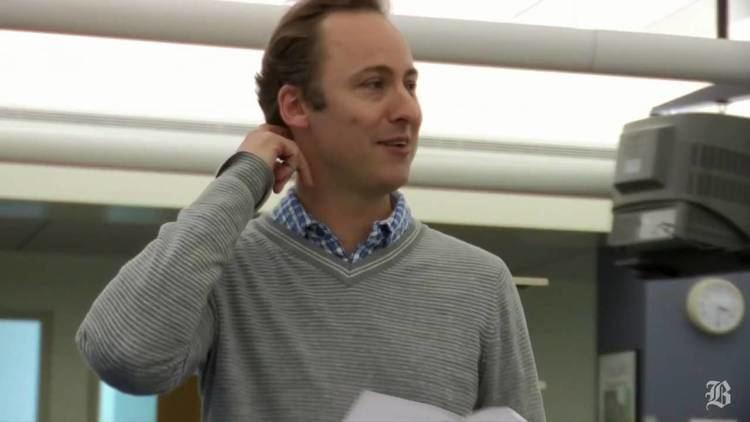 Sebastian Smee Boston Globe art critic Sebastian Smee wins Pulitzer Prize