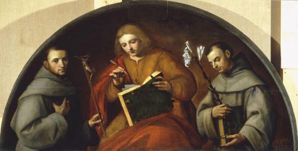 Sebastiano Florigerio SFlorigerio John Evang Saints Ptg Sebastiano Florigerio