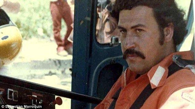 Sebastian Marroquin Pablo Escobar39s son Sebastian Marroquin reveals the fear