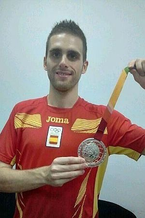 Sebastián Martos Sebas Martos plata en 3000 obstculos de los Juegos Mundiales