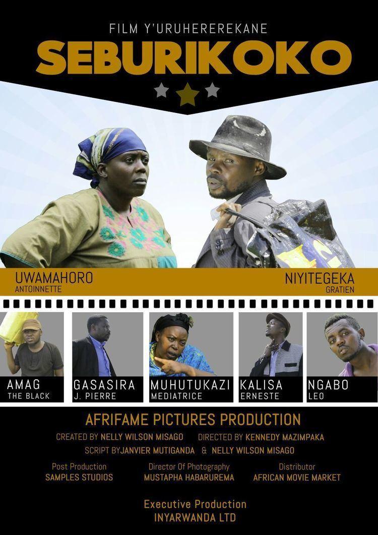 SEBURIKOKO Nyuma yo kunyura kuri televiziyo y39u Rwanda filime y39uruhererekane