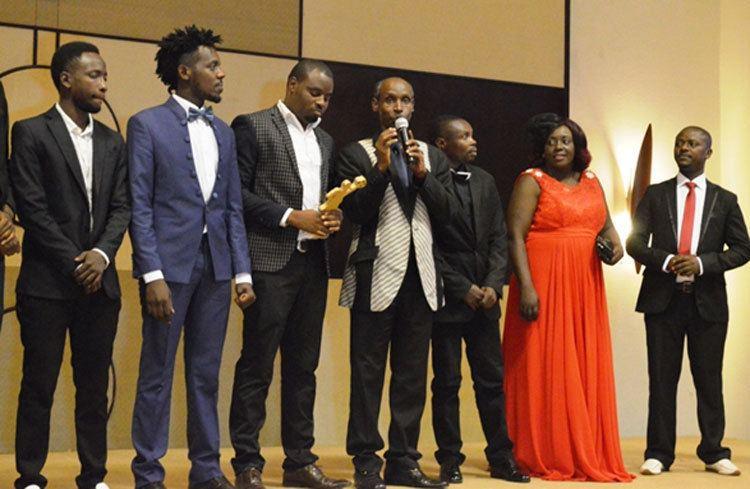 SEBURIKOKO Seburikoko yabaye filimi y39uruhererekane nziza muri Rwanda Movie