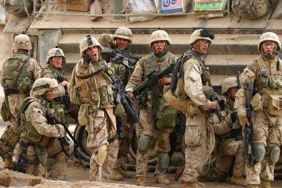 Second Battle of Fallujah - Alchetron, the free social