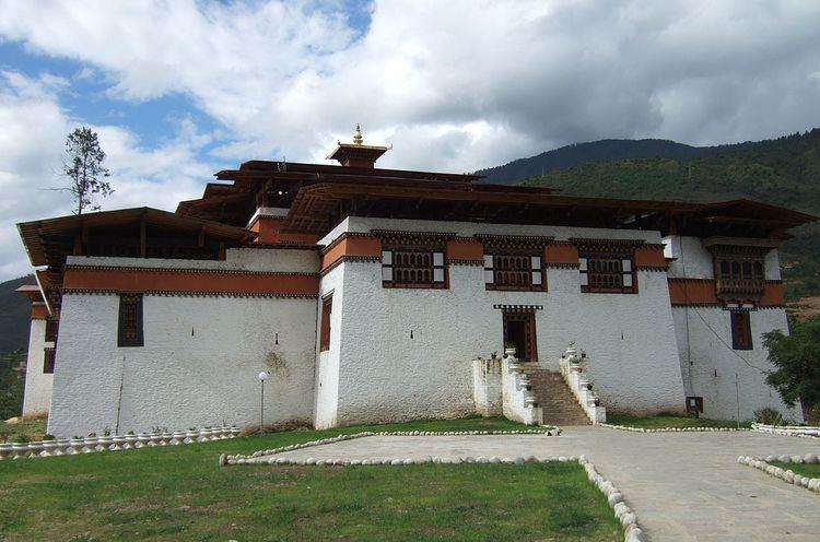 Second Battle of Simtokha Dzong