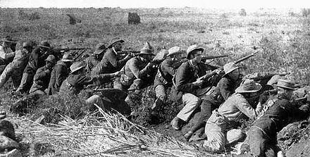 Second Boer War Second Boer War Wikiwand