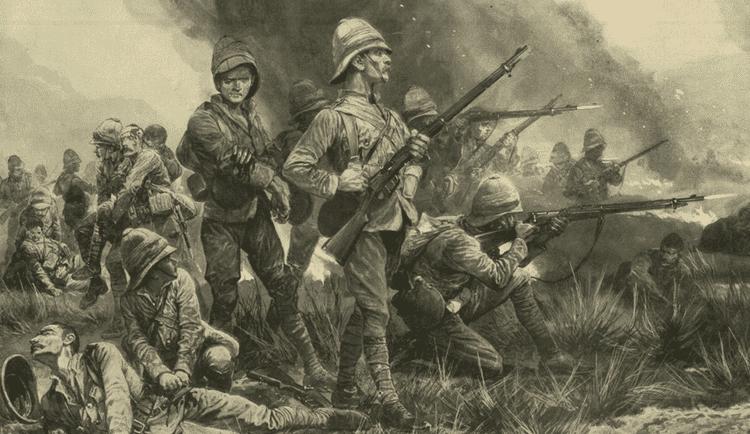 Second Boer War NWM The Second Boer War Mod Mod Name Poll at Top