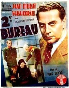 Second Bureau (1935 film) Second Bureau 1935 film Wikipedia