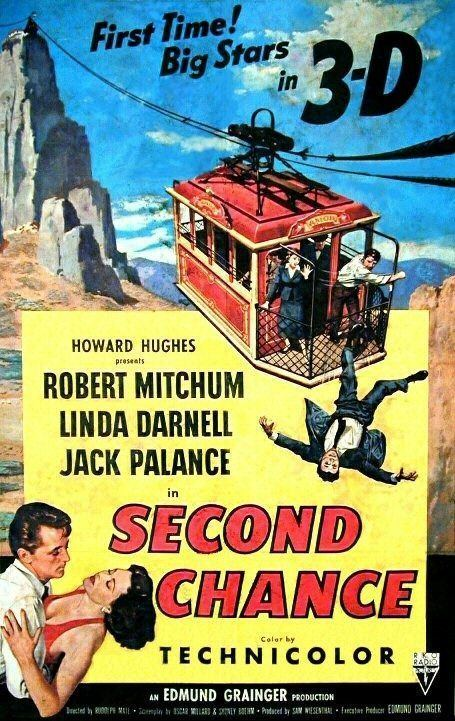 Second Chance (1953 film) Second Chance Movie Poster 1 of 2 IMP Awards