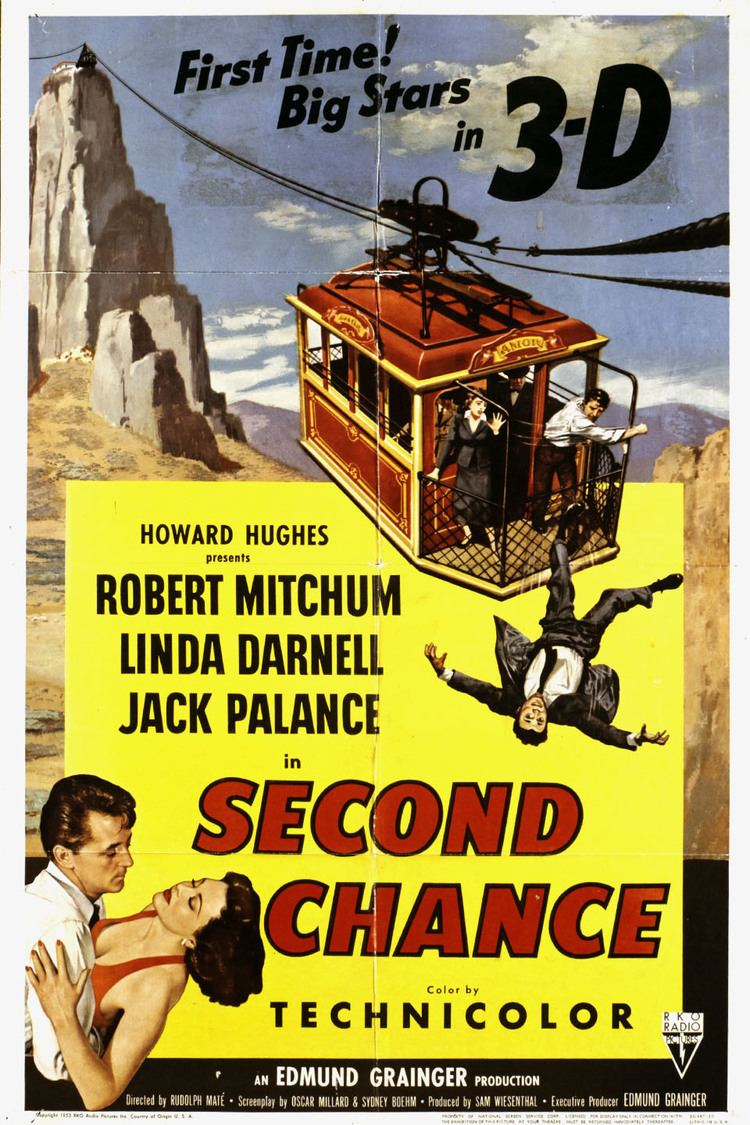 Second Chance (1953 film) wwwgstaticcomtvthumbmovieposters3415p3415p