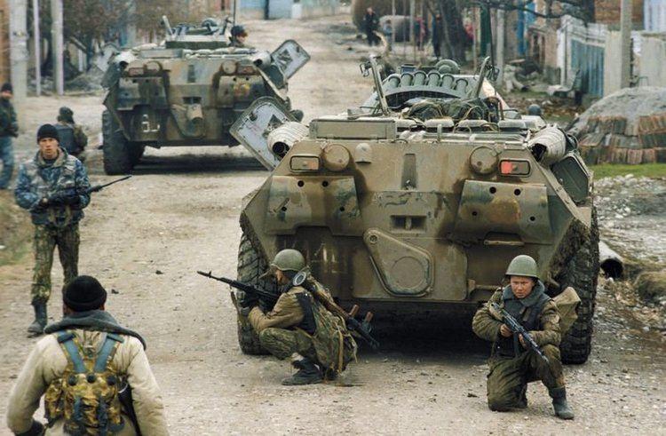 Second Chechen War War Second Chechen War