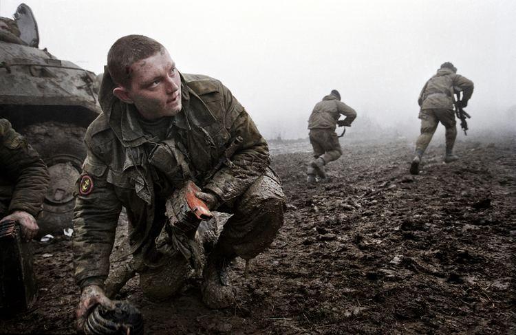 Second Chechen War the second chechen war NOOR