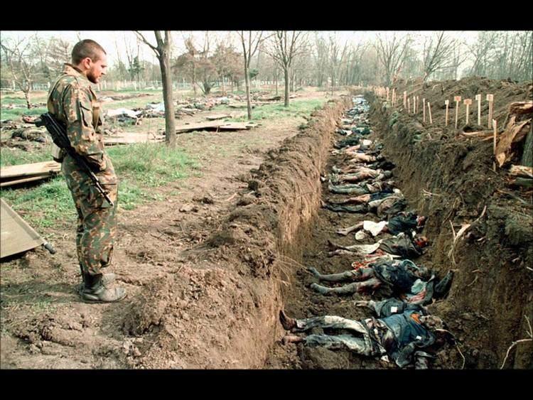 Second Chechen War The Second Chechen War Multimedia Project YouTube