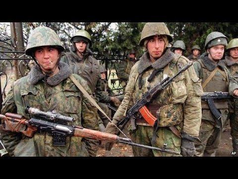 Second Chechen War Second Chechen War Real Footage YouTube