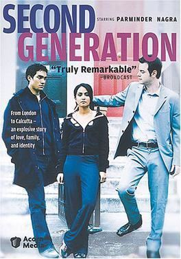 Second Generation (film) movie poster