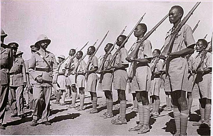 Second Italo-Ethiopian War Armour force Panssaroitu voima Etiopia 1935 Second Italo