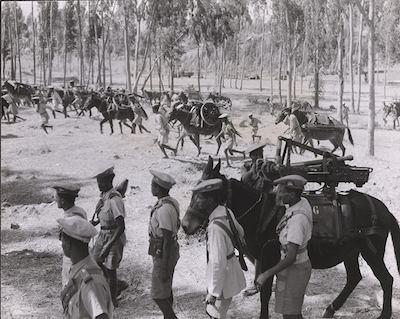 Second Italo-Ethiopian War The Second ItaloAbyssinian War 19351936 The Black Past