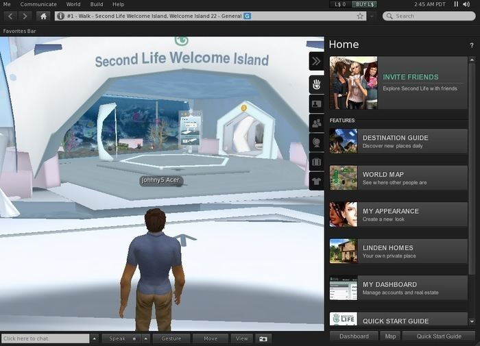 Second Life Second Life Download