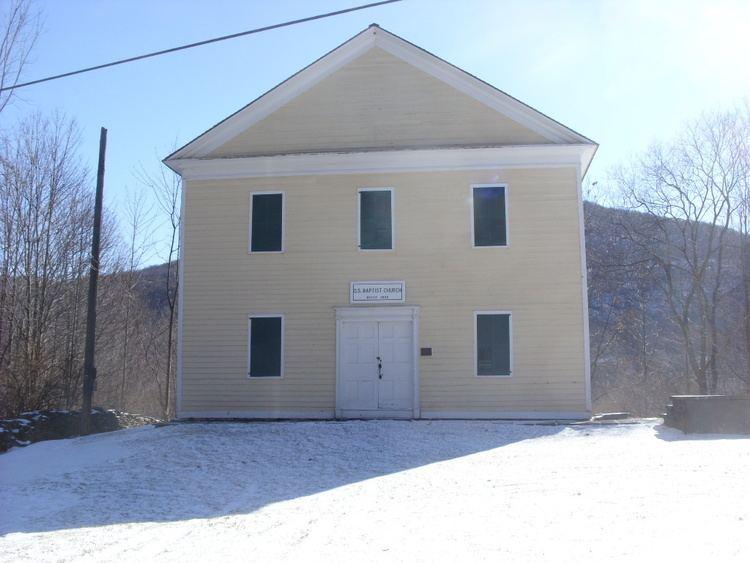 Second Old School Baptist Church of Roxbury