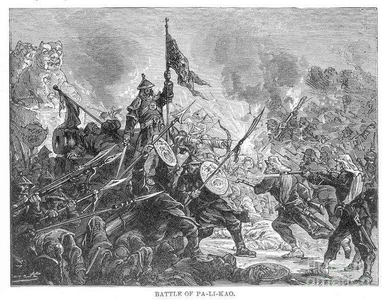 Second Opium War Second Opium War 1860 Photograph by Granger