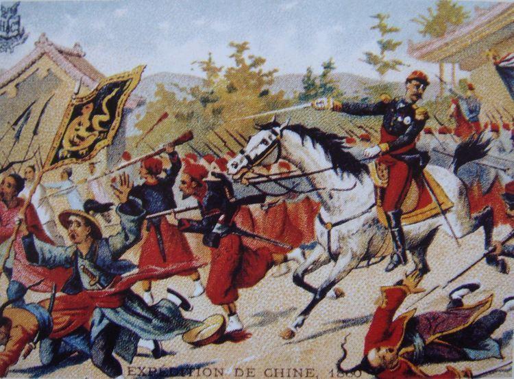 Second Opium War Second Opium War Wikipedia