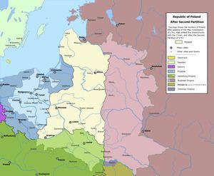 Second Partition of Poland httpsuploadwikimediaorgwikipediacommonsthu