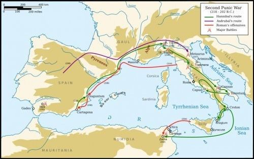 Second Punic War Second Punic War Ancient History Encyclopedia