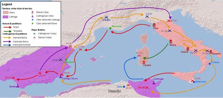 Second Punic War Second Punic War