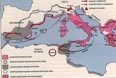Second Punic War Second Punic War 218202 BC