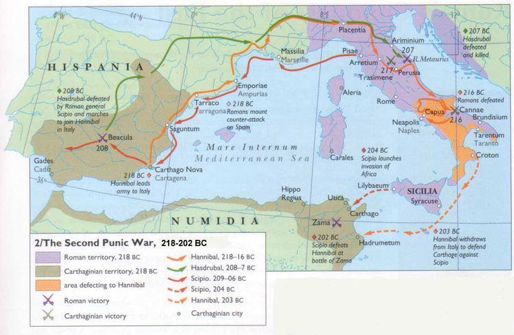 Second Punic War The Second Punic War 218201BCE Romeloja